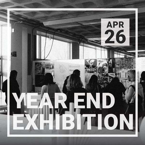 Architecture Matters. FAUM Year End Exhibition