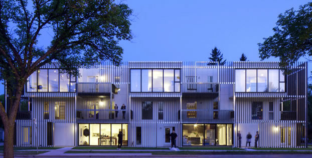 Every building has an Architect. Bloc 10 | Architect: 5468796 Architecture Inc.
