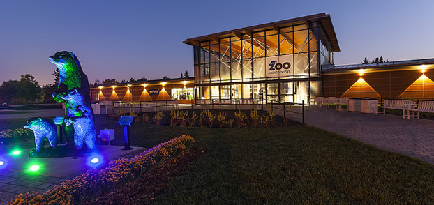 Every Building has an Architect. Assiniboine Park Zoo Renewal | Number TEN Architectural Group.