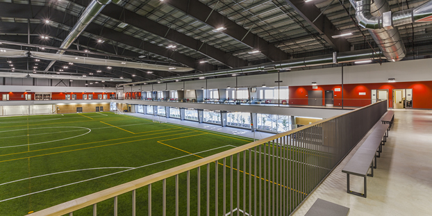 Every Building has an Architect. University of Winnipeg Health & RecPlex | Number TEN Architectural Group.