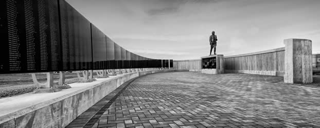 Every Building has an Architect. RCAF WWII Memorial | Michael J. Cox.